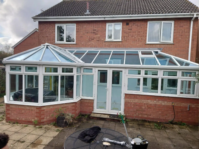White-P-Shaped-conservatory