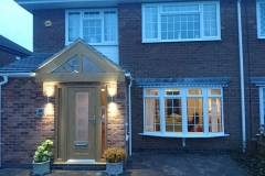 Front of house 9